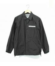 GOOD ENOUGH(グッドイナフ)の古着「コーチジャケット」 ブラック