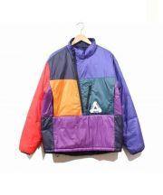 PALACE(パレス)の古着「マルチカラープルオーバージャケット」|クレイジーカラー
