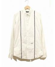 DSQUARED2(ディースクエアード)の古着「ラインBDシャツ」|ホワイト