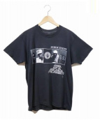 VINTASGE PUBLIC ENEMY(ヴィンテージ パブリックエネミー)の古着「90s Hip Hop Tシャツ」|ブラック