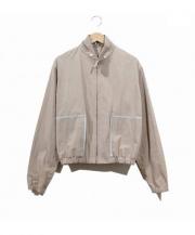 CLASS(クラス)の古着「ジップジャケット」|ベージュ