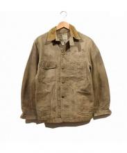 RRL(ダブルアールエル)の古着「ダーティ加工カバーオール」|キナリキャンバス