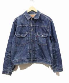 LEVIS(リーバイス)の古着「507・セカンドレプリカデニムジャケット」|インディゴ