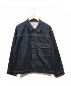 LEVIS(リーバイス)の古着「1stレプリカデニムジャケット」|インディゴ