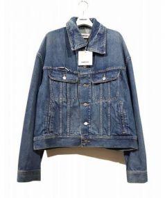 AMBUSH(アンブッシュ)の古着「kugi denim jacket(クギデニムジャケット)」|インディゴ
