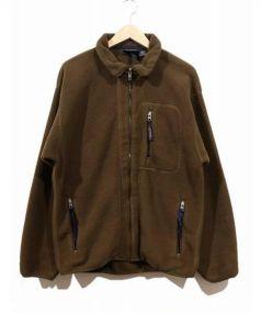 Patagonia(パタゴニア)の古着「90'sシンチラフリースジャケット」|ブラウン