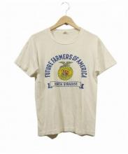 Champion(チャンピオン)の古着「ヴィンテージTシャツ」 ホワイト