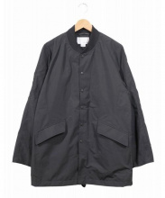 nanamica(ナナミカ)の古着「Ground Coat/スタジアムコート」 ブラック