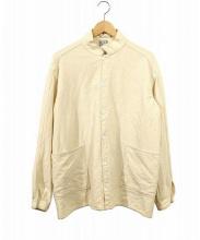 TENDER.Co.(テンダーコー)の古着「ウールカバーオール」 ホワイト