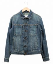 ami(アミ)の古着「デニムジャケット」|インディゴ