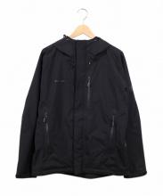 MAMMUT(マムート)の古着「マウンテンパーカー」 ブラック