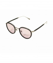 OLIVER PEOPLES(オリバーピープル)の古着「カラーレンズサングラス」|グレー