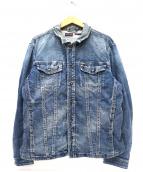 DIESEL(ディーゼル)の古着「デニムジャケット」|インディゴ