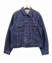 LEVIS(リーバイス)の古着「70505デニムジャケット」|インディゴ