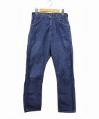 Wrangler(ラングラー)の古着「ヴィンテージデニムパンツ/11MWZ」 インディゴ