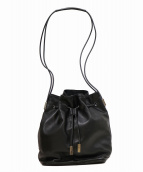 MARY AL TERNA(メアリオルターナ)の古着「ショルダーバッグ」|ブラック