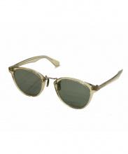 OLIVER PEOPLES(オリバーピープル)の古着「カラーレンズサングラス」