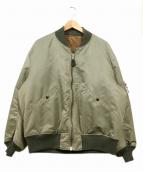 KAPTAIN SUNSHINE(キャプテンサンシャイン)の古着「リバーシブルL-2Bジャケット」