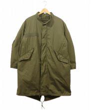 US ARMY(ユーエスアーミー)の古着「M65モッズコート」