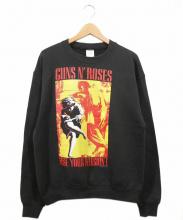 GUNS N ROSES(ガンズアンドローゼス)の古着「ヴィンテージバンドスウェット」