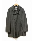 ROBE DE CHAMBRE COMME DES GARCONS(ローブドシャンブル コムデギャルソン)の古着「トレンチコート」|ブラック
