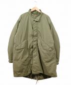 US ARMY(ユーエスアーミー)の古着「70'sM-65モッズコート」