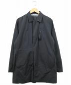 DESCENTE ALLTERRAIN(デサント オルテライン)の古着「シェルロングコート」