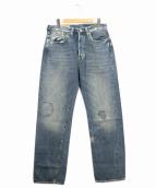 LEVIS VINTAGE CLOTHING(リーバイス ヴィンテージ クロージング)の古着「復刻501XXデニムパンツ」