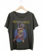 IRON MAIDEN(アイアンメイデン)の古着「80'sバンドTシャツ」