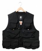 COLUMBIA BLACK LABEL(コロンビア ブラックレーベル)の古着「フィッシングベスト」
