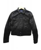 DIESEL(ディーゼル)の古着「NINERデニムジャケット」|インディゴ