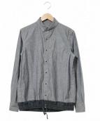 sacai(サカイ)の古着「ドローコードシャツ」