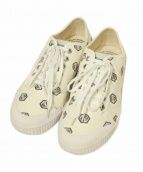 springcourt(スプリングコート)の古着「G2 PRINTED SNEAKERS」