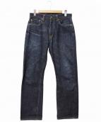TENDERLOIN(テンダーロイン)の古着「デニムパンツ/ T-RIDERS」 インディゴ