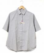 DRESSTERIOR(ドレステリア)の古着「半袖シャツ」|グレー