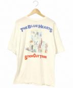 THE BLUE HEARTS(ザブルーハーツ)の古着「90'sバンドTシャツ」