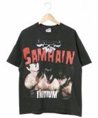 SAMHAIN(サムヘイン)の古着「90'sバンドTシャツ」