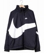 NIKE(ナイキ)の古着「アノラックジャケット」|ブラック×ホワイト