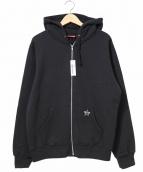 Supreme(シュプリーム)の古着「Stars Zip Up Sweatshirt」