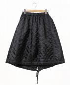 COMME des GARCONS SHIRT(コムデギャルソンシャツ)の古着「QUILTING SKIRT/キルティングスカート」