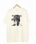 BLACK FLAG(ブラックフラッグ)の古着「80'sバンドTシャツ」 ホワイト