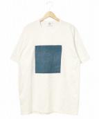 KUON(クオン)の古着「BORO BOX T-SHIRT/リメイクTシャツ」|ホワイト