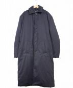 BALENCIAGA(バレンシアガ)の古着「ロング中綿コート」