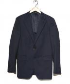 COMME CA ISM(コムサイズム)の古着「テーラードジャケット」 ネイビー