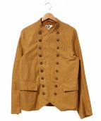 Engineered Garments(エンジニアド ガーメンツ)の古着「ナポレオンジャケット」|ベージュ