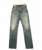 KAPITAL(キャピタル)の古着「デニムパンツ」 インディゴ