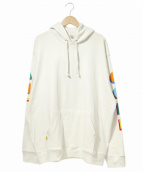 GOLF WANG(ゴルフワン)の古着「プルオーバーパーカー」|ホワイト