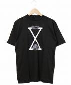 Malcolm X(マルコムエックス)の古着「90'sマルコムXTEE」 ブラック