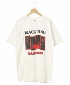 BLACK FLAG(ブラックフラッグ)の古着「90'sバンドTシャツ」|ホワイト