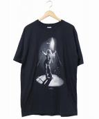 Janis Joplin(ジャニスジョプリン)の古着「[古着]90'sアーティストTシャツ」|ブラック